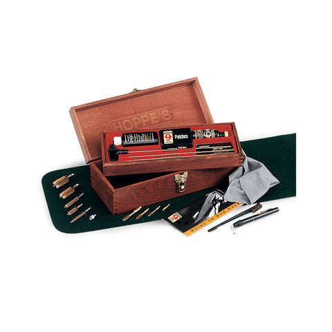 Hoppes Deluxe Gun Cleaning Kit