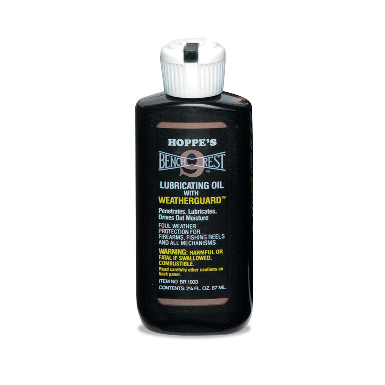 Hoppes No.9 Bench Rest Lube Oil