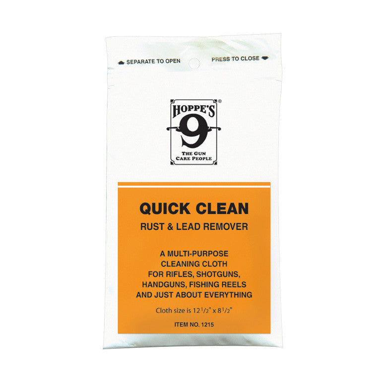 Hoppes Quick Clean Cloth