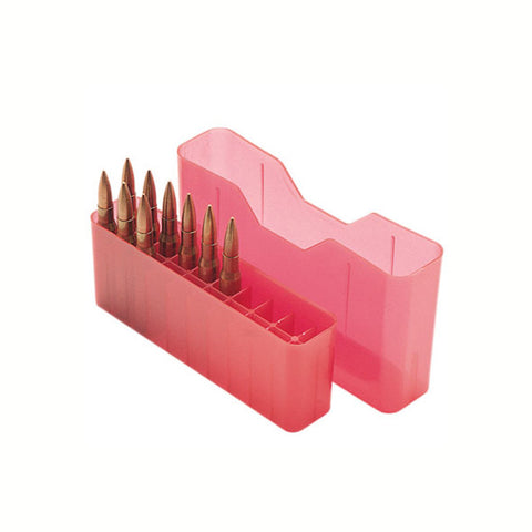 MTM Ammo Box Slip Top 20 Round Large