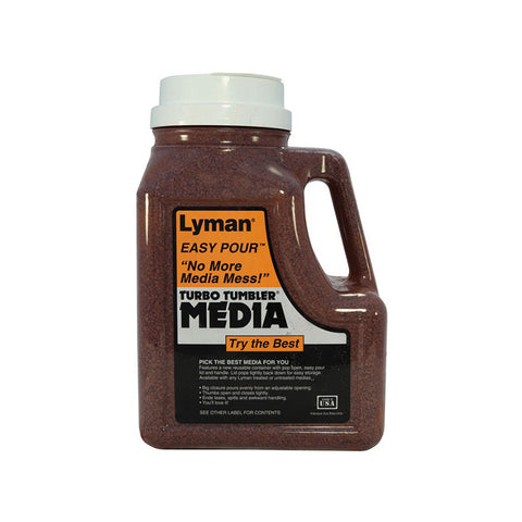 Lyman Tumbling Media Corncob 2lb