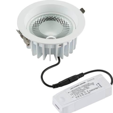Recessed Commercial Downlight