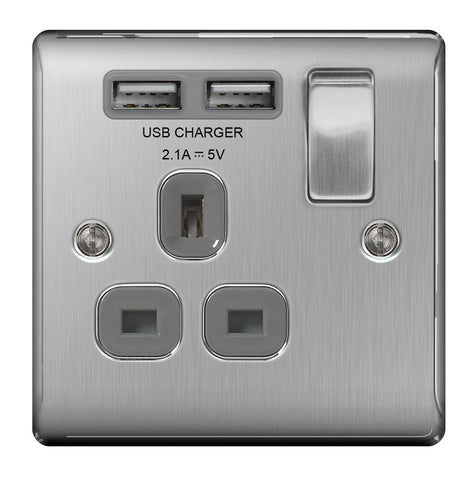 Sockets With USB