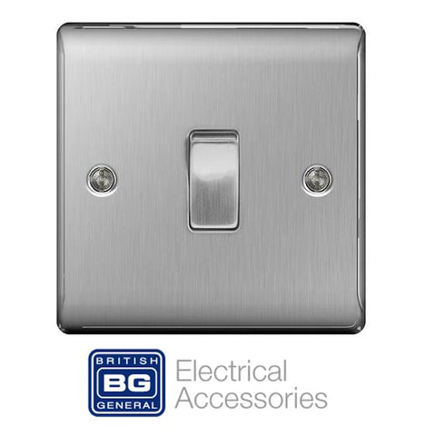 Nexus Metal Decorative Switches and Sockets Range