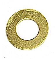 05244 - Brass Washer 21mm Ø with 10mm hole