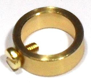 "05492 - Brass Ring with Screw ½"" - Lampfix - sparks-warehouse"