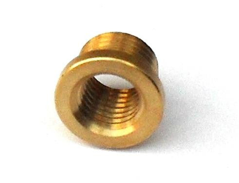 05582 - Reducer 10mm - 8mm Brass - Lampfix - sparks-warehouse