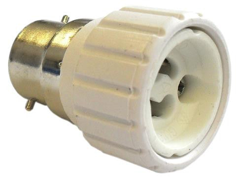 05836 - BC - GU10 Adaptor - LampFix - sparks-warehouse