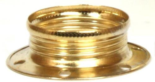 05913 - Shade Ring SES Brassed - LampFix - sparks-warehouse