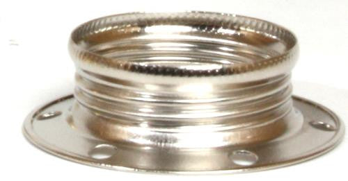 05914 - Shade Ring SES Nickel. Goes with 05912 - LampFix - sparks-warehouse