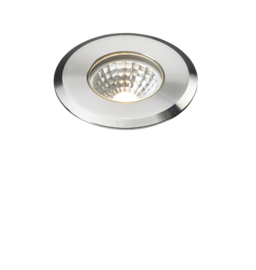 Knightsbridge LDGL5 230V IP65 5W LED Recessed Ground Light