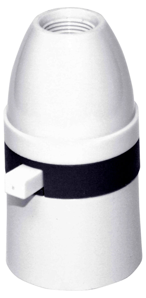 BG 252 Switched Lamp Holder 1/2 Entry - Bayonet Cap - BG - sparks-warehouse