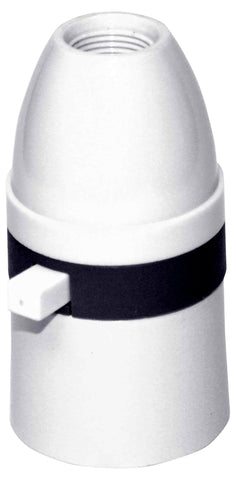 BG 252 Switched Lamp Holder 1/2 Entry - Bayonet Cap