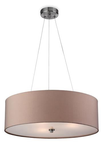 Firstlight 2314TA Phoenix Pendant - Taupe - Firstlight - sparks-warehouse