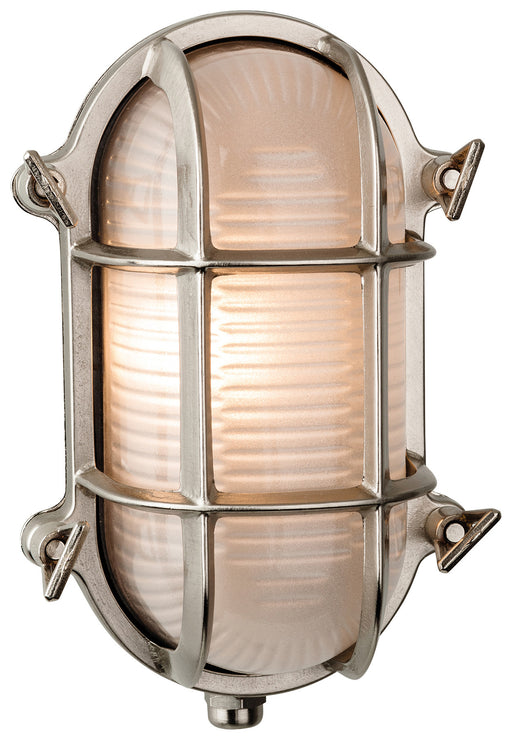 Firstlight 3433NC Nautic Solid Brass Bulk Headlight - Nickel Finish - Firstlight - Sparks Warehouse