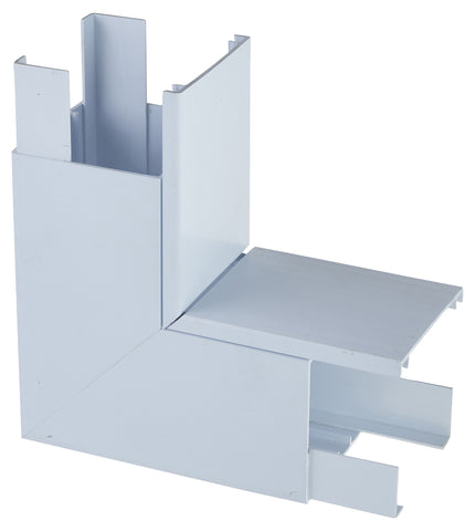 BG CM100C TRUNKING 100X100 INTERNAL CORNER