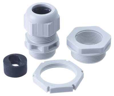 BG CPRGPF25 Gland Kit 6mm Grey Plastic - BG - Sparks Warehouse