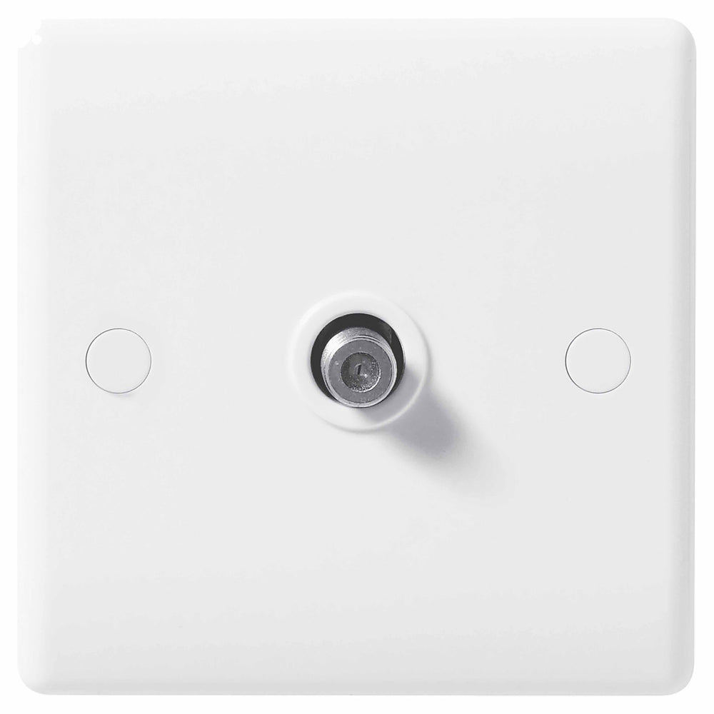 BG Nexus 864 1 Gang SATELLITE Socket