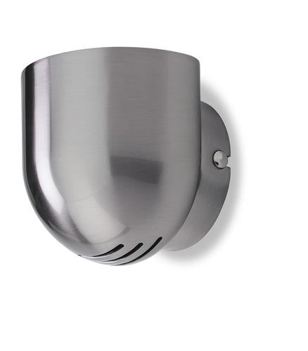 Firstlight 5070BS Gino Wall Light - Brushed Steel - Firstlight - sparks-warehouse