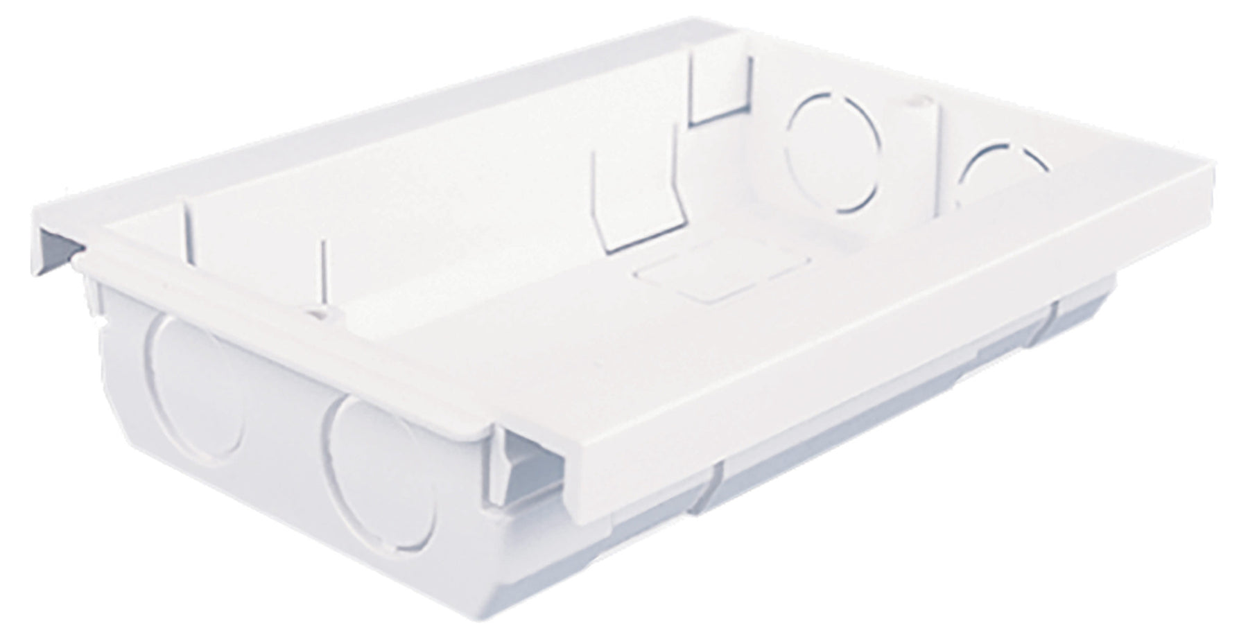 BG CM1002 TRUNKING 100X100 2 Gang BOX