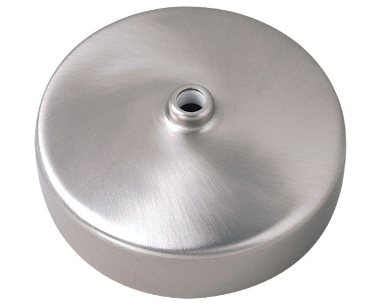 BG 661ST Stainless Steel Ceiling Rose - 90mm Diameter - BG - sparks-warehouse