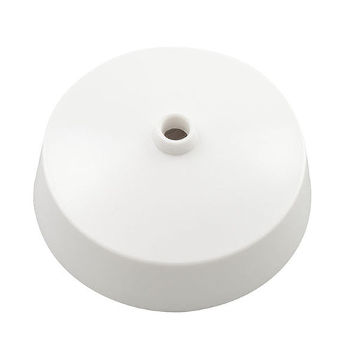 BG 661 White Ceiling Rose 3 Inch Diameter - BG - sparks-warehouse