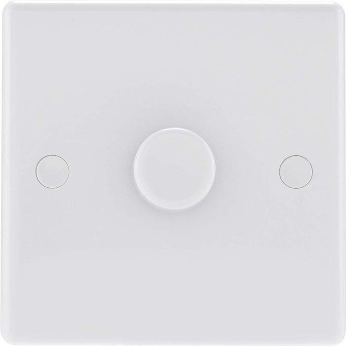 BG Nexus 881P 400W 1 Gang 2 Way Push Dimmer Switch