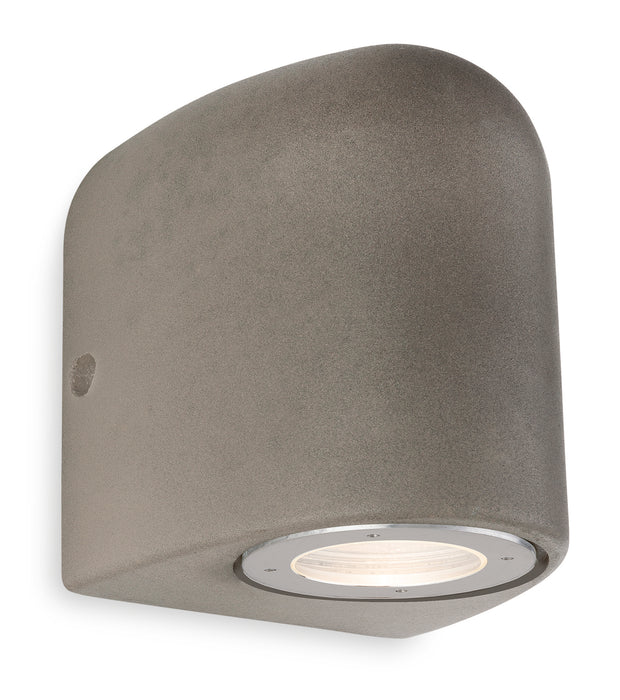 Firstlight 7633CN Marlow Outdoor Wall Light - Concrete Grey