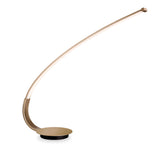 Firstlight 7640GO Arco Gold LED Table Lamp