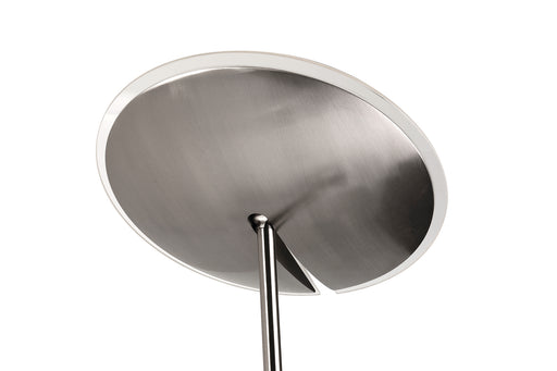 Firstlight 7659BS Horizon Brushed Steel LED Mother and Child Floor Lamp - Firstlight - Sparks Warehouse