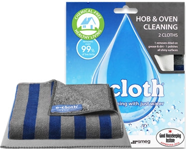 80617 - Hob & Oven Pack: E-cloth - HSCL - Sparks Warehouse