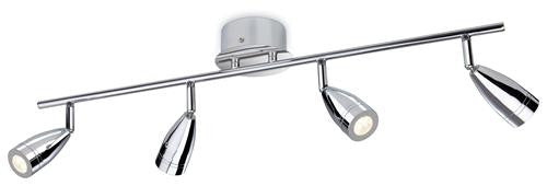 Firstlight 8384CH Storm LED 4 Light Bar - Chrome