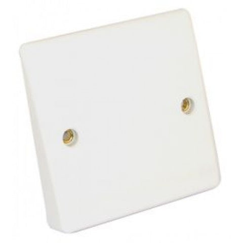 BG Nexus 858 25A Flex Outlet Plate Bottom Entry