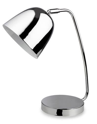 Firstlight 8627CH Meteor Table Lamp - Chrome - Firstlight - sparks-warehouse