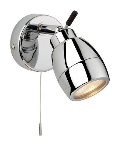 Firstlight 9501CH Marine Single Spot (Switched) - Chrome - Firstlight - sparks-warehouse