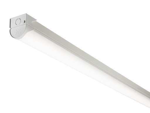 Knightsbridge BATC6EM 230V 6ft 40W Fast-Fix LED CCT Batten Emergency - Knightsbridge - Sparks Warehouse