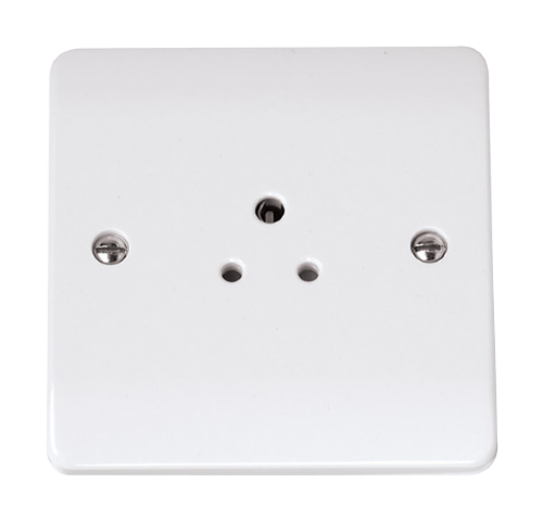 Scolmore CCA039 - 2A Round Pin Socket Outlet - Scolmore - Sparks Warehouse
