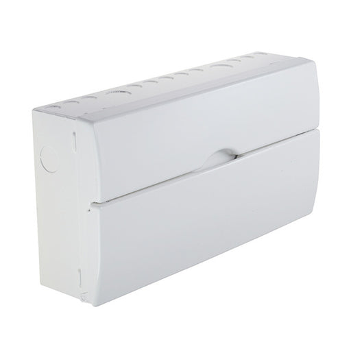 BG CFUD0810 10 Way Flexible Dual RCD Metal Consumer Unit - 16 Module - BG - Sparks Warehouse