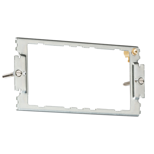 Knightsbridge CUG2F 3-4G grid mounting frame for Curved Edge Switches - Knightsbridge - Sparks Warehouse