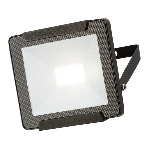 Knightsbridge FLR20 IP65 20W Black Die-Cast Aluminium LED FloodLight 4000k - Knightsbridge - Sparks Warehouse