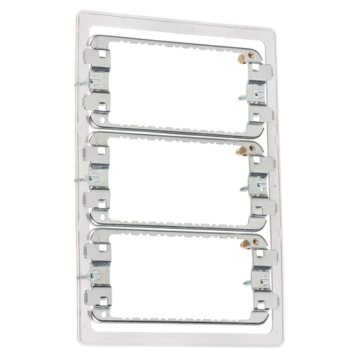 Knightsbridge GDS004F 9-12G grid mounting frame for Screwless - Knightsbridge - Sparks Warehouse
