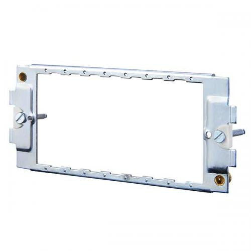 BG Nexus GFR34 Grid Frame for Nexus and Metal Clad 3 or 4 Gang - BG - sparks-warehouse