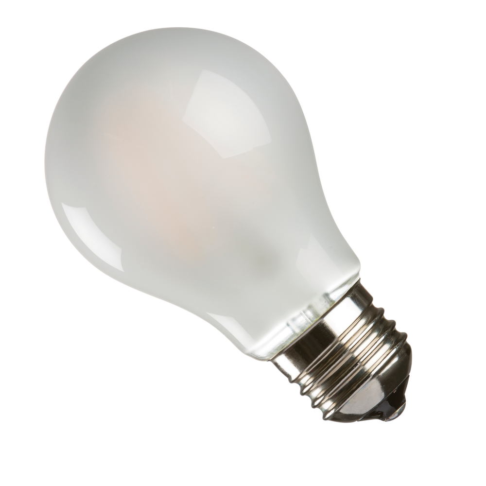 Casell GLL8ES-82DF-CA Filament LED ES/E27 GLS 8w Dimmable Light Bulb - Pearl - Casell - Sparks Warehouse