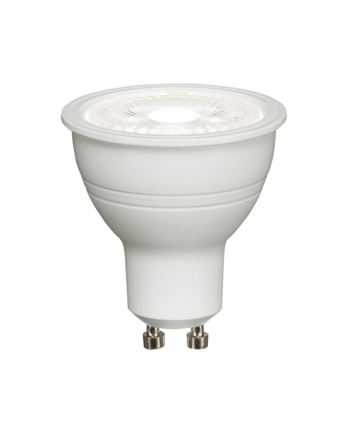 Knightsbridge GU5LWW 5W GU10 LED 3000K Warm White Non Dimmable 380 Lumens - Knightsbridge - Sparks Warehouse
