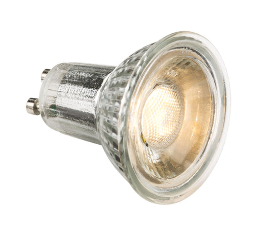 Knightsbridge GUC5DDL 5W GU10 Glass LED 6000K DayLight Dimmable 400 Lumens - Knightsbridge - Sparks Warehouse