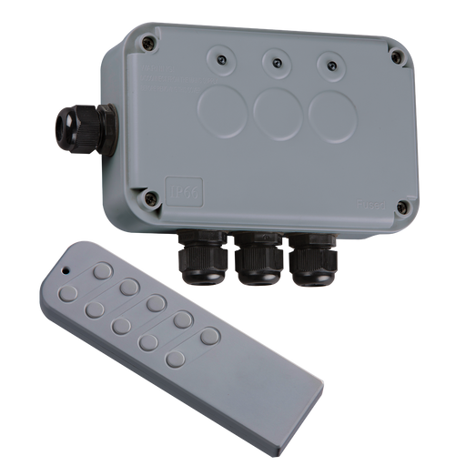 Knightsbridge IP663G IP66 3G REMOTE Switch BOX - Knightsbridge - sparks-warehouse