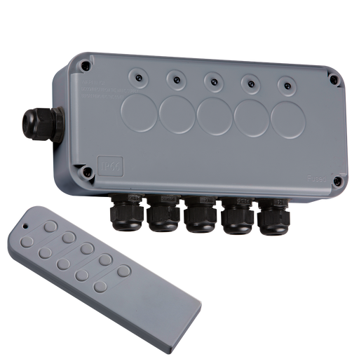 Knightsbridge IP665G IP66 5G REMOTE Switch BOX - Knightsbridge - sparks-warehouse