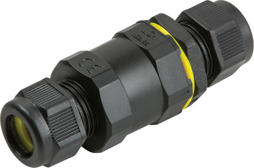 Knightsbridge JB002 IP68 16A WEATHERPROOF INLINE CONNECTOR (3 POLE) - Knightsbridge - sparks-warehouse