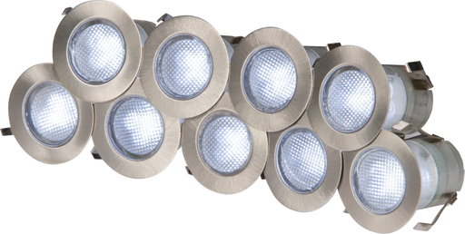 Knightsbridge Kit16W IP65 230V 1W LED Kit - 6000K White - Knightsbridge - sparks-warehouse