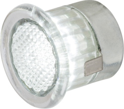 Knightsbridge Kit3W IP44 Clear LED Kit x 4 - White - Knightsbridge - sparks-warehouse